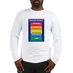 HOMOLAND SECURITY Long Sleeve T-Shirt