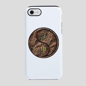 Taurus & Earth Monkey iPhone 8/7 Tough Case