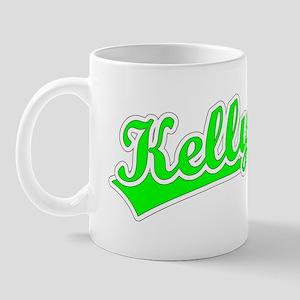 Retro Kelly (Green) Mug