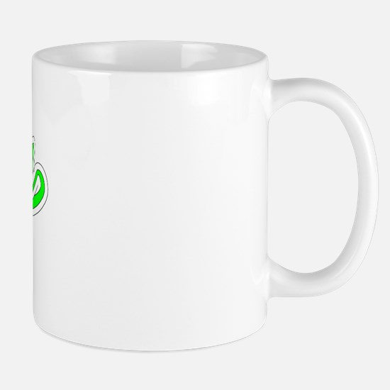 Retro Kelly (Green) Mug