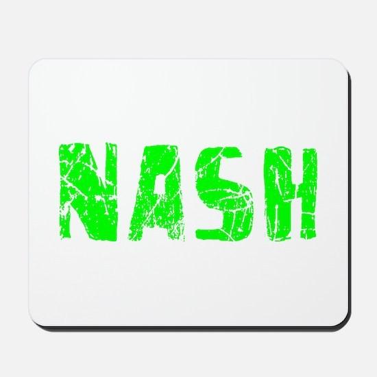 Nash Faded (Green) Mousepad