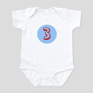 #3 Infant Bodysuit