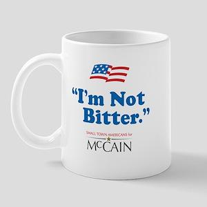 Small Town American for McCain Mug