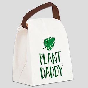 Gardening Canvas Lunch Bag