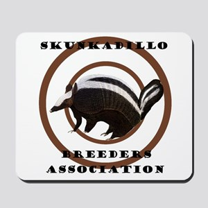 SkunkaDillo Mousepad