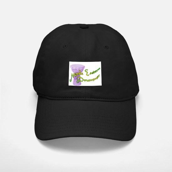 Funky Middle Eastern Drummer Baseball Hat