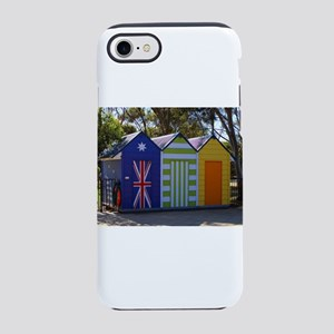 Poolside change huts iPhone 8/7 Tough Case