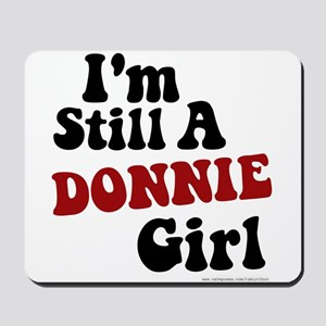 New Kid Donnie Mousepad
