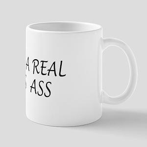 Real Class Ass Mug