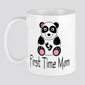First Time Mom Mug