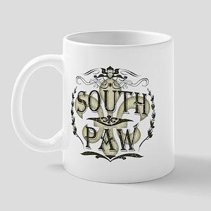 Southpaw Fleur De Lis Mug