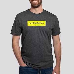 Lax Motivation Ash Grey T-Shirt