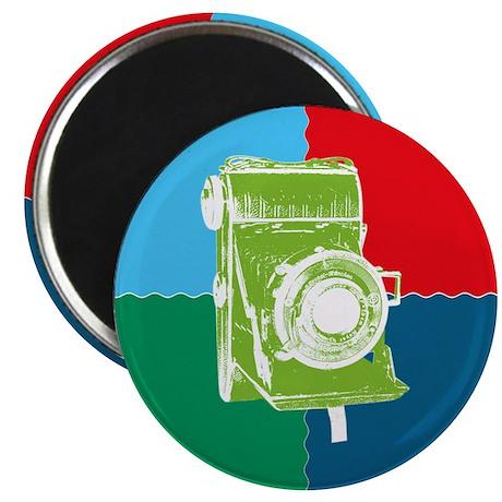 Magnet - Classic camera