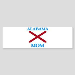 Alabama Mom Bumper Sticker
