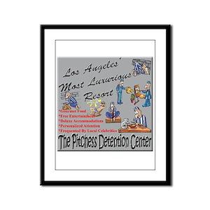 Los Angeles 1 Framed Panel Print