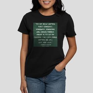 Feeding the crocodile T-Shirt