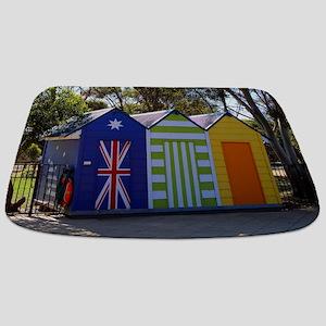 Poolside change huts Bathmat