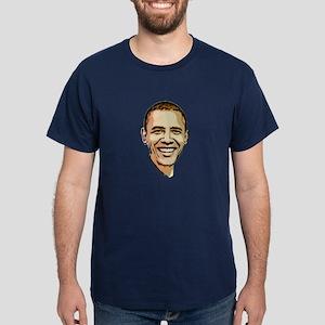 Barack Obama for President Dark T-Shirt