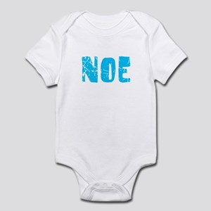 Noe Faded (Blue) Infant Bodysuit
