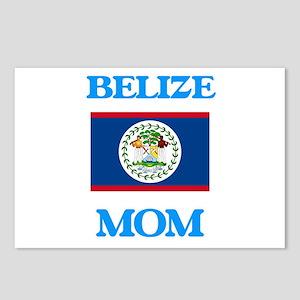 Belize Mom Postcards (Package of 8)