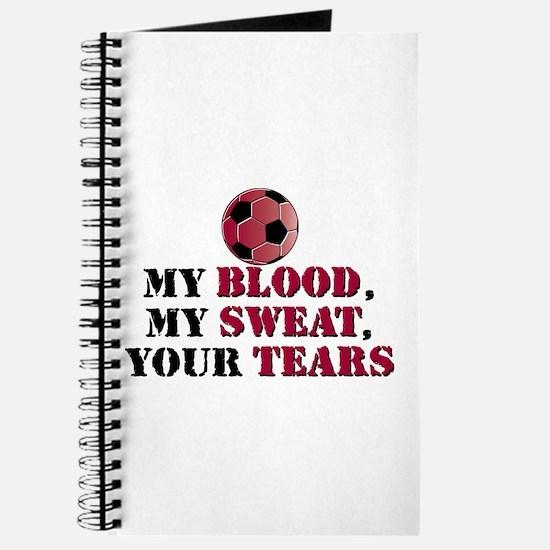 Blood Sweat Soccer Journal