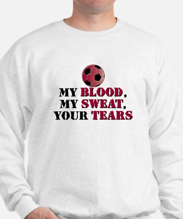 Blood Sweat Soccer Jumper