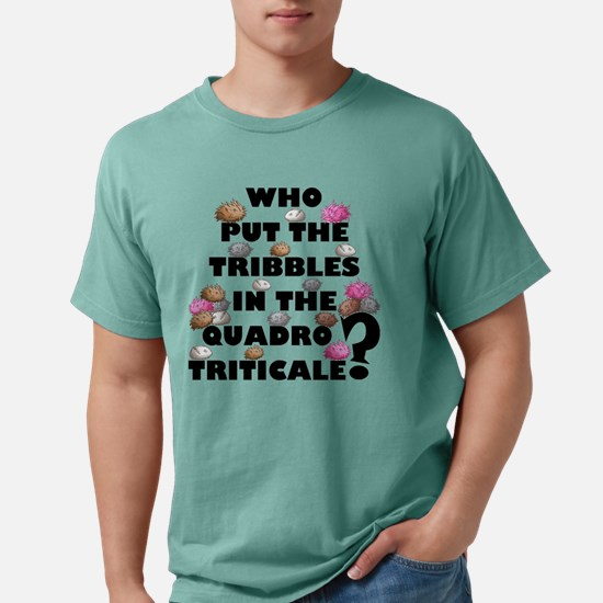 Who Put The Tribbles T-Shirt