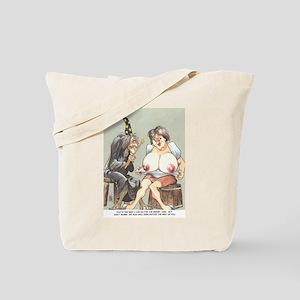 Naughty cartoons Tote Bag