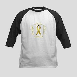 Support Childhood Cancer Kids Baseball Jersey