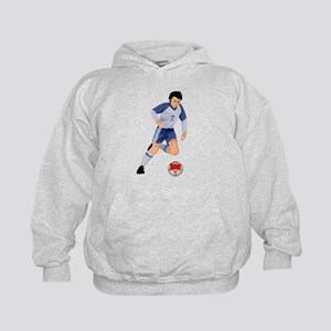 Morocco Soccer Kids Hoodie