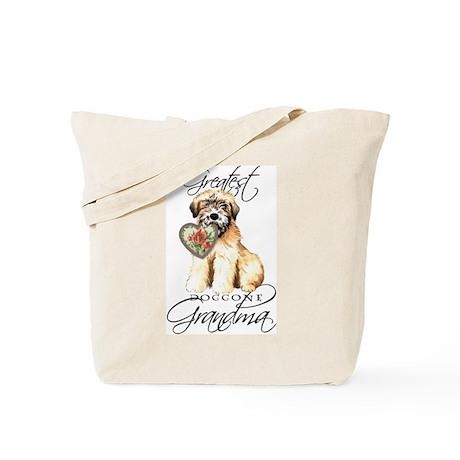 Wheaten Grandma Tote Bag