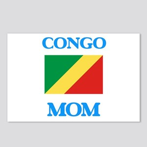 Congo Mom Postcards (Package of 8)