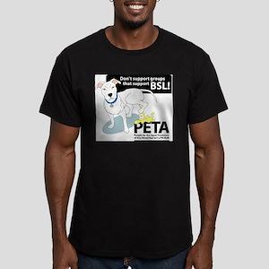 Pit Bull PETA BSL Ash Grey T-Shirt