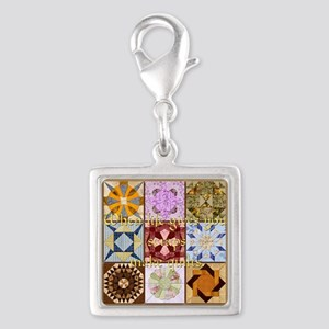 Harvest Moons Quilt Charms