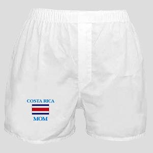 costa rica Mom Boxer Shorts