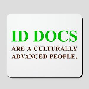 ID Docs Mousepad