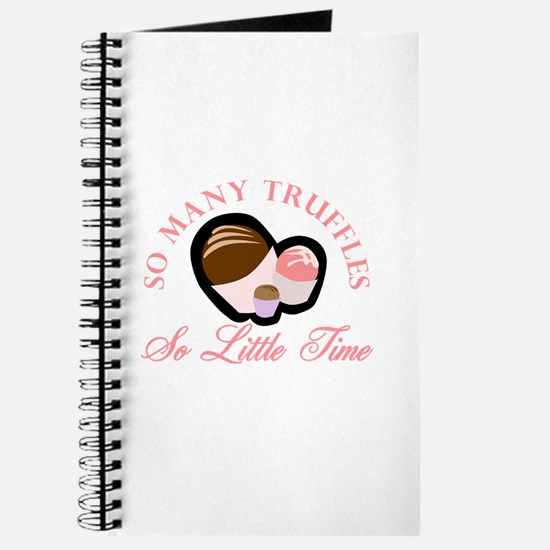 So Many Truffles Journal