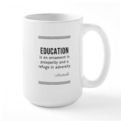 AristotleEducation Mugs