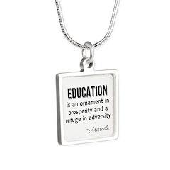 AristotleEducation Necklaces