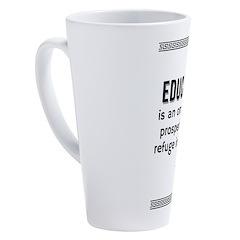 AristotleEducation 17 oz Latte Mug
