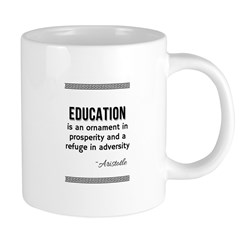 AristotleEducation Mugs