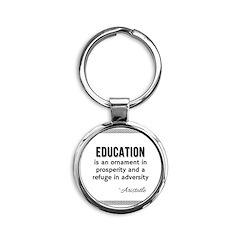 AristotleEducation Keychains