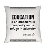 AristotleEducation Everyday Pillow