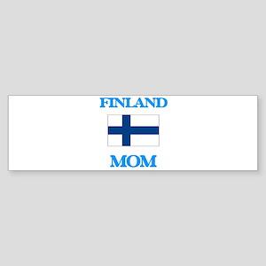 Finland Mom Bumper Sticker