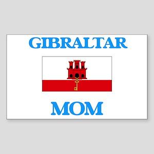 Gibraltar Mom Sticker