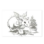 Dragon Gardener Postcards (Package of 8)