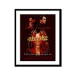 Limited Edition Movie Poster Framed Panel Print