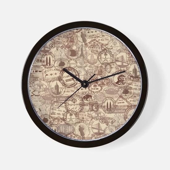 Cute South australia Wall Clock