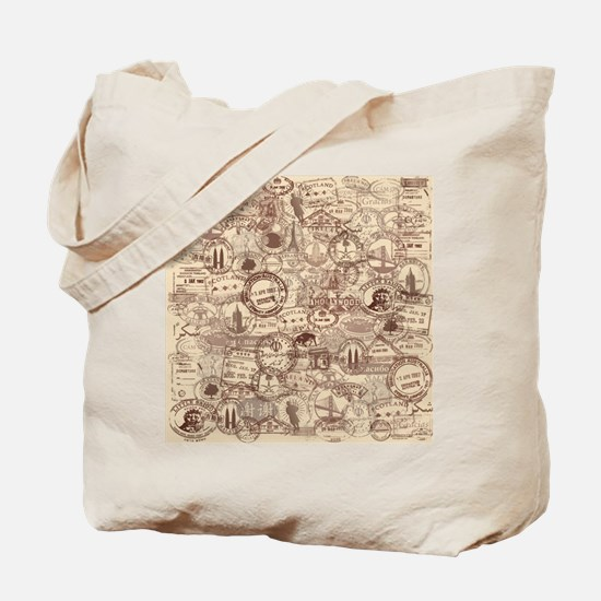 Cute Central europe Tote Bag