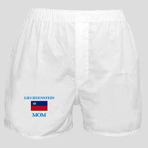 Liechtenstein Mom Boxer Shorts